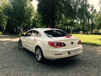 VW Passat CC do Ślubu biały! Chrzanów