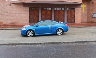Auto do ślubu,Piekne megane II cabrio,jedyne takie w PL Bydgoszcz