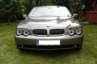Wyjątkowe auto na wyjątkowe okazje-BMW 745 i 333 KM Białystok