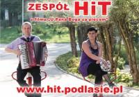 """Zesp� HIT z filmu """"U Pana Boga za piecem"""" Bia�ystok"""