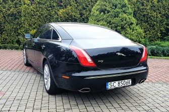 Jaguar XJ Częstochowa
