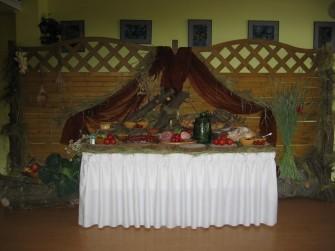 Stół chłopski 2 Lubin