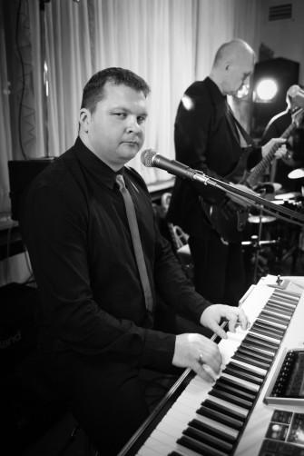 Rafał - instrumenty klawiszowe , vocal Bydgoszcz