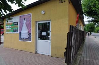 Salon, ul.Poniatowskiego 15A Krasnystaw