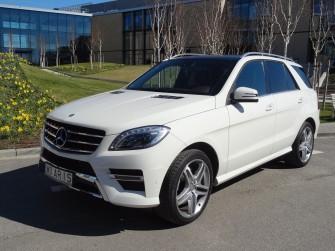 Mercedes ML Warszawa