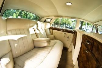 Rolls-Royce Silver Cloud do ślubu Warszawa