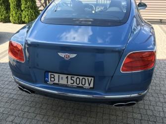 Bentley  Lublin