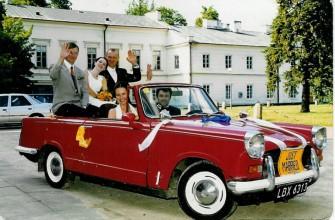 Triumph Herald Puławy