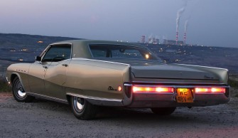Buick Electra Warszawa