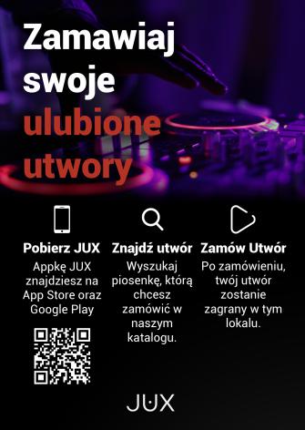 JUX Wirtualna Szafa Grająca Warszawa