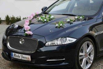Pięknym Jaguarem XJ  do ślubu Białystok