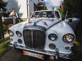 Princess ; limuzyna na ślub Białystok
