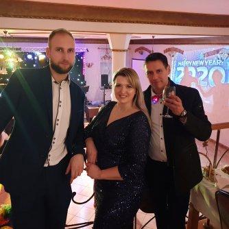 Zespół muzyczny Paradiso - Czarek, Viola i Kamil Olsztyn
