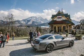 Ford Mustang Nowy Sącz
