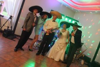 w czasie wesela  Włocławek