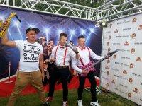 Zespół EXSITE Gwarancja udanej imprezy Białystok