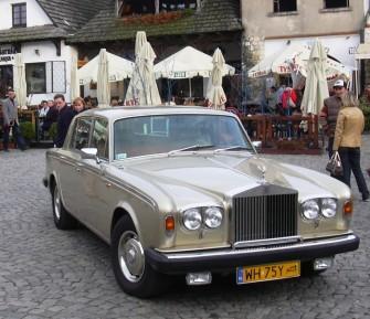 abytkowe ślubne auto Warszawa