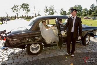 Zabytkowy samochód do ślubu Ostróda Olsztyn