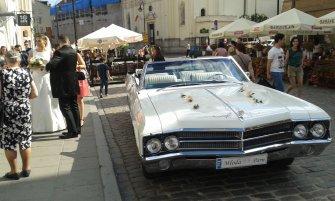 Buick Electra z 1965r. Warszawa