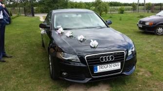 Audi A4 B8 CZARNA PERŁA CHROM Białobrzegi