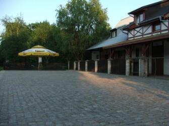 Zajazd Banderoza Kąty Wrocławskie(Skałka)