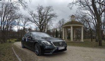 Mercedes (1) Warszawa