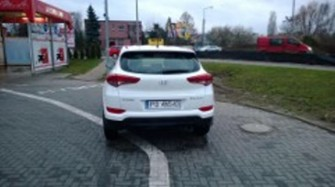 Tuscon i Fiat 125p Pozna�