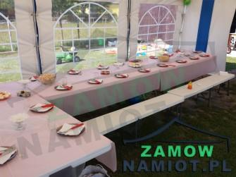 Zamów namiot Kraków