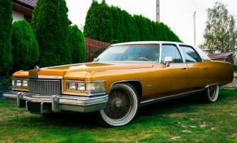 Cadillac fleetwood Brzesko