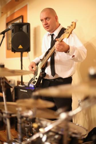 Michał - gitara basowa Grodzisk Mazowiecki