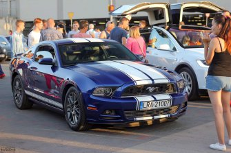 FORD MUSTANG PREMIUM od 700 PLN Lublin