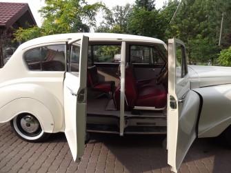 Austin 1961 longwheelbase Otwock