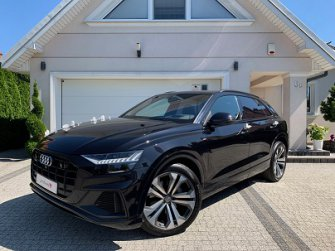 Audi Q8 2019 Lublin