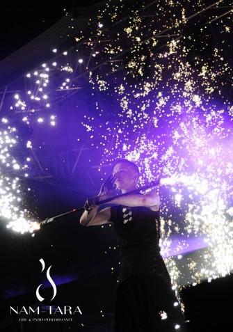 Nam-Tara Fireshow/Lightshow Chorzów