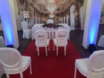 ślub w Villa RoMa  Gałków Mały