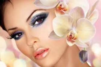 kobieta z orchideą Bielsko-Biała