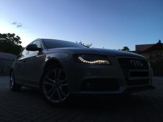 Audi A4 S-line Quattro Kraków