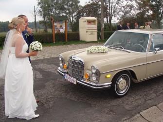 Zabytkowy amerykański Mercedes PROMOCJA Wrocław