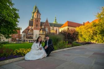 Fotografia ślubna jaka Cię zachwyci  Kraków
