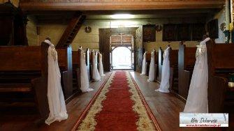 dekoracje ślubne Strzyżów Dębica