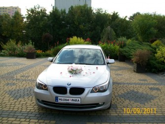 Auto do ślubu: MUSTANG, BMW, MERC-SLK Lublin