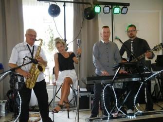 Hiba Band na weselu w Hotelu SYLWIA - Sośnicowice k. Gliwic - sierpień 2015 Katowice