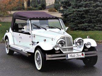 RETRO samochód do ślubu Zabytkowe Auto na ślub Kabriolet Alfa Romeo Grójec