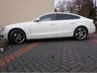 Wynajmę Audi A5 Biały bochnia