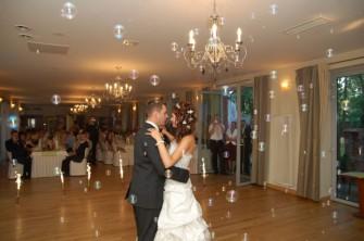 Pierwszy taniec młodej pary.. Zielona Góra