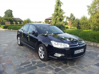 Auto do ślubu - CITROEN C5 RADOM