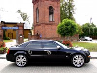 Wypożczczalnia luksusowych samochodów do ślubu na wesela Radzyń Podlaski