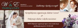 W&E Organizacja �lub�w i wesel Jelenia G�ra