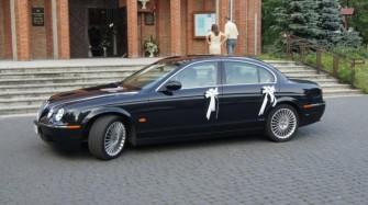 Jaguar S-Type + Film Łódź