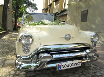 Zabytkowy samochód do ślubu Dąbrowa Górnicza